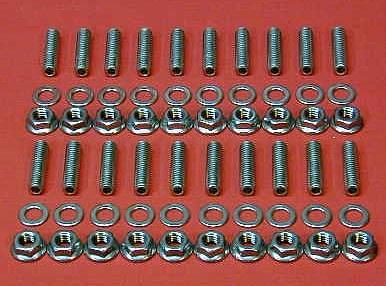348-409 Stainless Steel Oil Pan Stud Kit