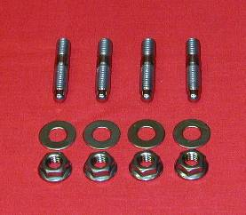 ARP Grade 8 Stainless Holley Stud Kit With 1/2 Spacer