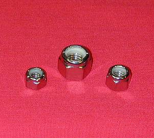 10-24 Thin Nylock Nut