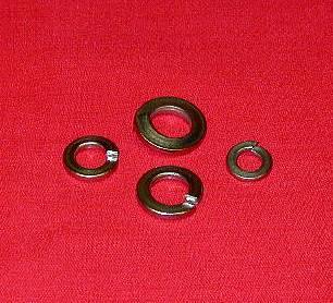 7/16 Stainless Split Lock Washer