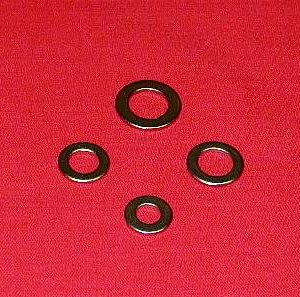 1/2 Stainless AN Flat Washer