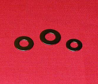 1/2 Standard Stainless Flat Washer