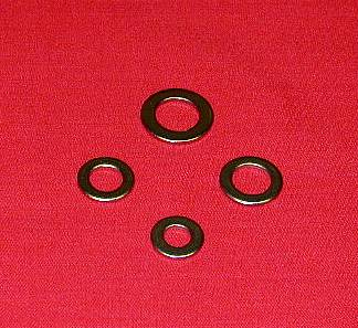 5/8 Stainless AN Flat Washer