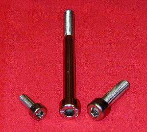 6 x 1 x 20mm Metric Allen Bolt