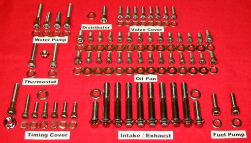 AMC 6 Cylinder Allen Bolt Engine Kit Thru 80