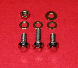 Ford FE Grade 8 Stainless ARP Starter Kit