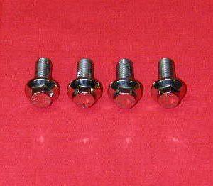 SB Mopar Grade 8 Stainless ARP Fan Pulley Kit