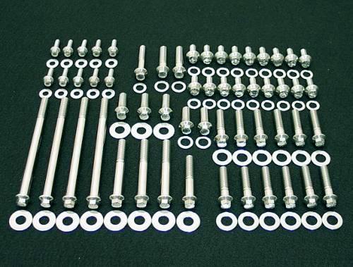 SB Mopar Grade 8 Stainless ARP Engine Bolt Kit