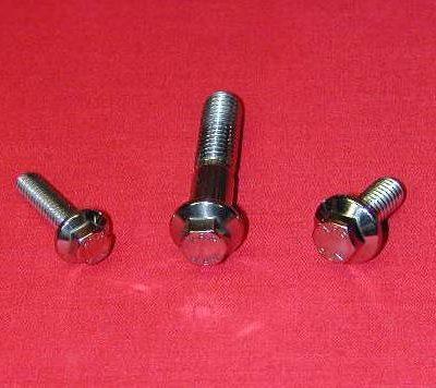 Early Hemi Grade 8 Stainless ARP Engine Kit (Al)