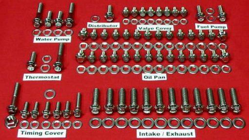 AMC 6 Cylinder Grade 8 SS Kit 1981-87