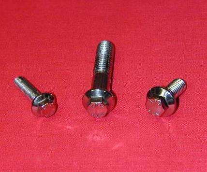 Chevy 216 Grade 8 Stainless ARP Engine Bolt Kit