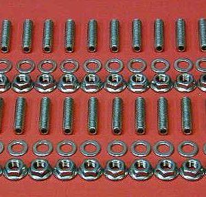 Ford FE Stainless Steel Oil Pan Stud Kit