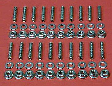 Olds Stainless Steel Valve Cover Stud Kit
