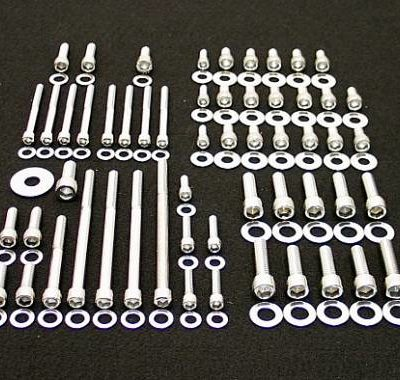 Buick 231 V-6 Turbo V-6 Stainless Allen Bolt Kit