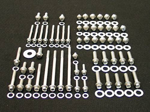 Buick 231 V-6 Turbo V-6 Grade 8 ARP Bolt Kit
