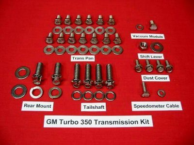 Turbo 350 Transmission Kit