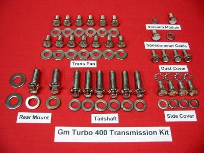 Turbo 400 Transmission Kit