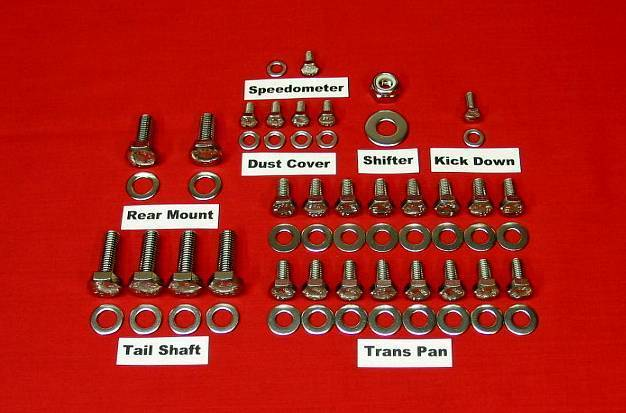 700 R-4 Hex Head Trans Kit