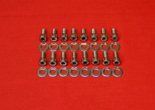 700R4 Aluminum Pan Allen Kit
