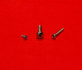 #8 x 3/4 Pan Head SM Screw