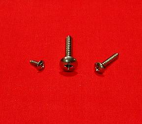 #6 x 1/2 Truss Head SM Screw