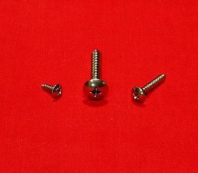 #8 x 1 Truss Head SM Screw