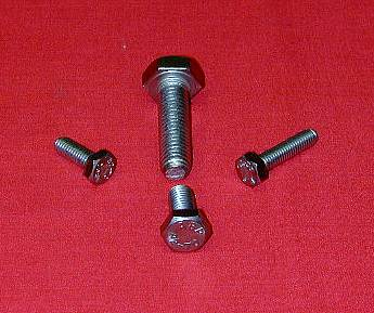 6 x 1 x 10 Hex Head Bolt