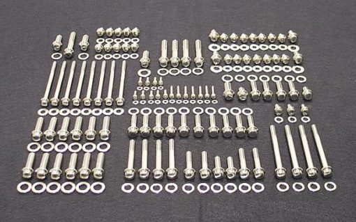 GM 305 350 TPI Tuned Port Injection Grade 8 ARP Stainless Kit