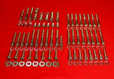 2007 & UP Sportster Show Polished Allen Engine Kit