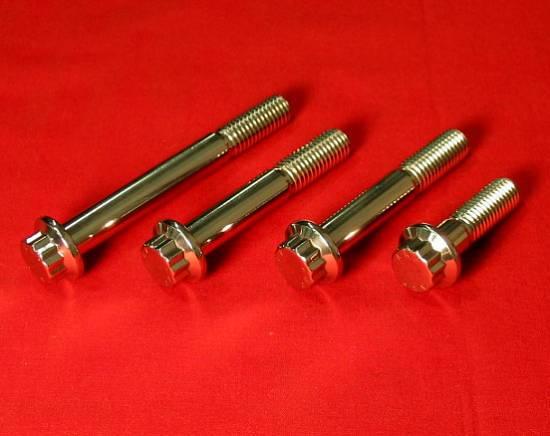 2002-2005 V-Rod Complete Non-Brembo Rear Grade 8 Caliper Kit