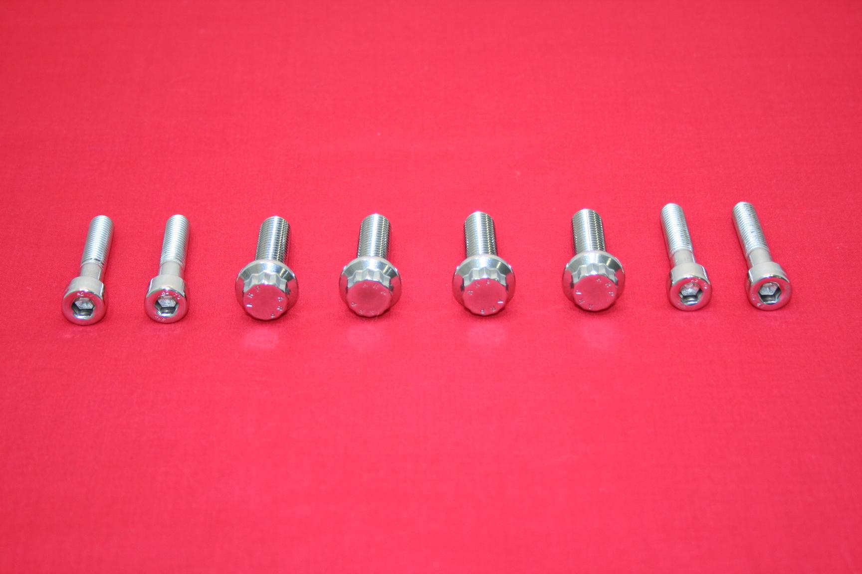 2007 & Up V-Rod Complete Brembo Rear Grade 8 Caliper Kit