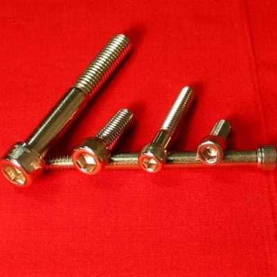 2006 V-Rod Show Polished Brembo Rear Caliper Halves Kit