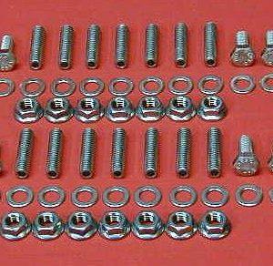 Pontiac Stainless Steel Oil Pan Stud Kit