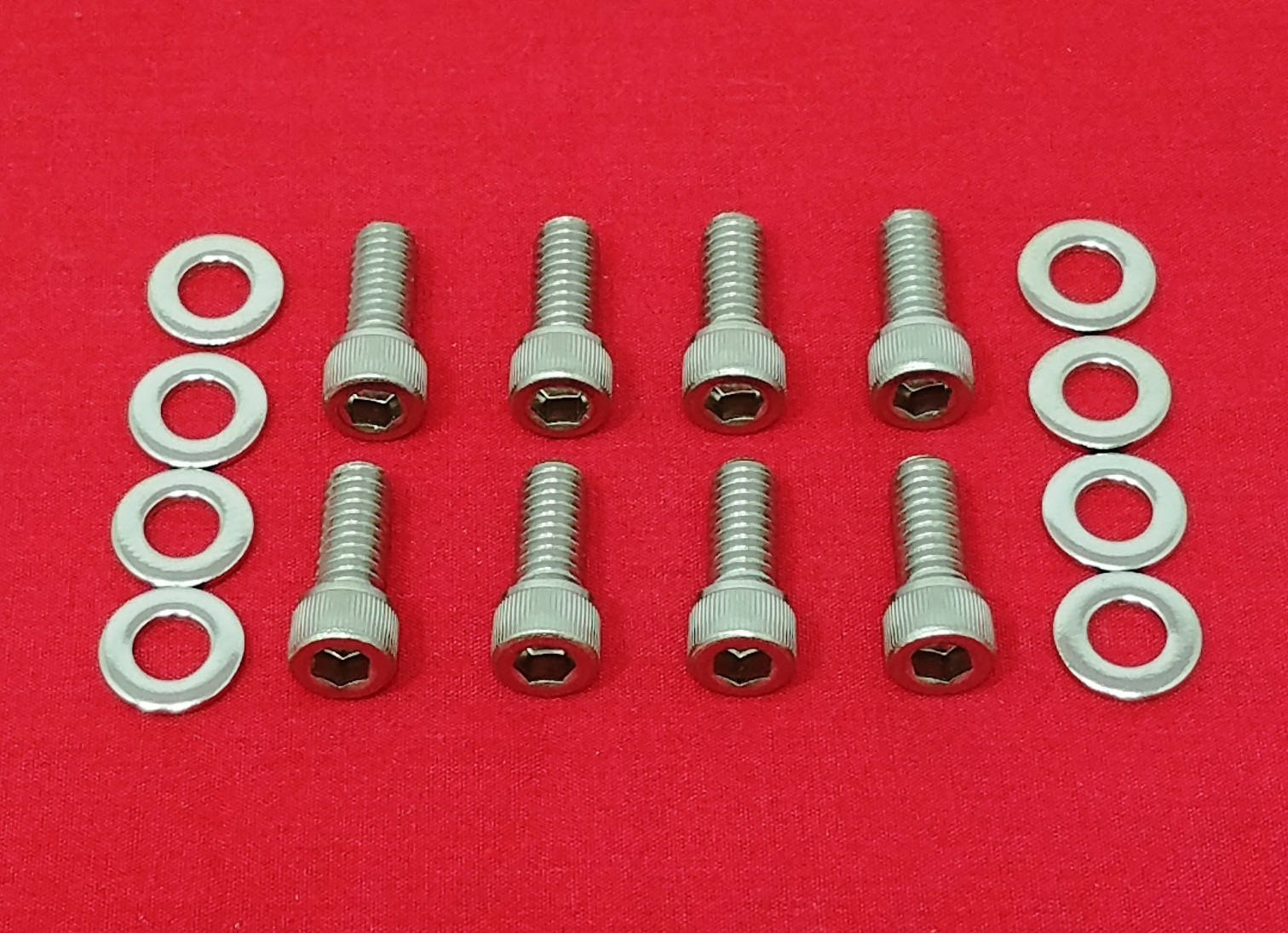 Car & Truck Exhausts & Exhaust Parts SBC EXHAUST MANIFOLD BOLTS RAM HORNS STAINLESS SMALL BLOCK CHEVY 283 327 350 Auto Parts & Accessories